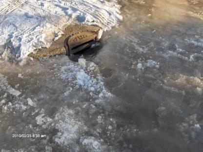 S & P Backhoe Services Ltd - Snow Removal