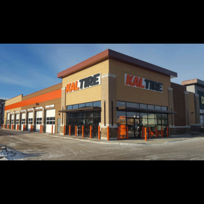 Kal Tire - Tire Retailers - 587-200-9710
