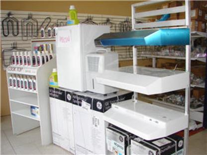 Électroménagers Naud Service Inc - Magasins de gros appareils électroménagers - 418-679-3822