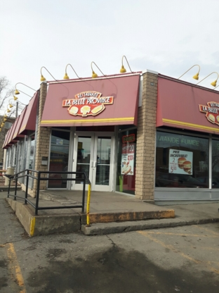 Restaurant La Belle Province - Fast Food Restaurants