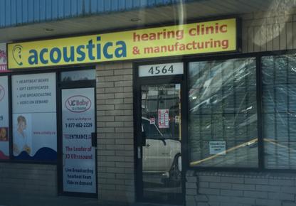 Acoustica Hearing Aid Ltd - Prothèses auditives - 604-294-1096
