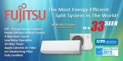 Comeau Refrigeration Ltd. - Heat Pump Systems - 902-526-3466