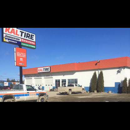 Kal Tire - Tire Retailers - 250-997-6521