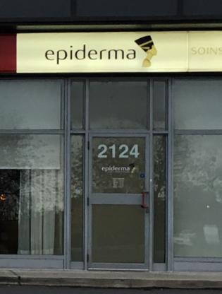 Epiderma - Esthéticiennes et esthéticiens - 450-671-7757