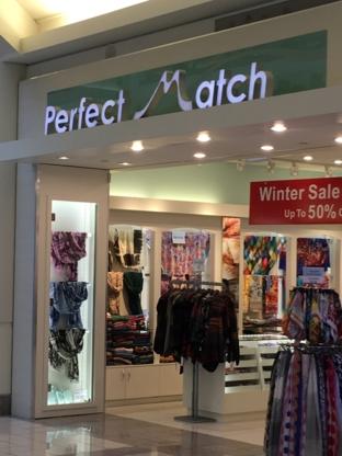 Perfect Match - Fashion Accessories - 604-433-1771