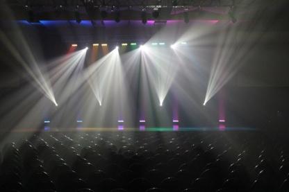 Productions Mégamix - Dj et discothèques mobiles - 450-655-8204