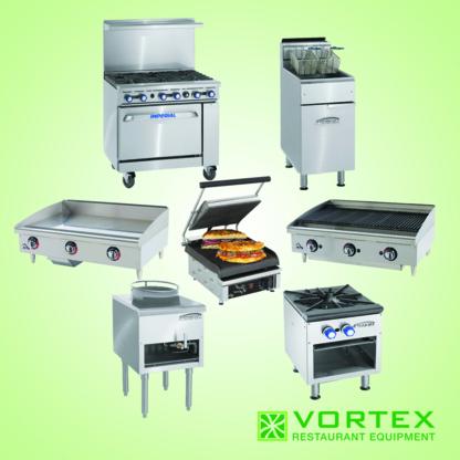 Vortex Restaurant Equipment - Restaurant Equipment & Supplies