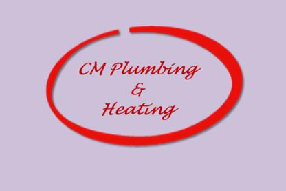 CM Plumbing & Heating - Plumbers & Plumbing Contractors - 403-823-1962