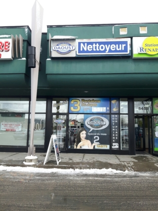 Nettoyeur Serge Daoust - Dry Cleaners