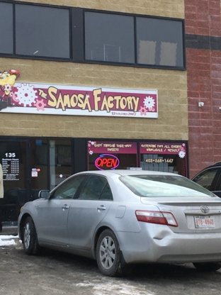 The Samosa Factory - Restaurants - 403-568-1447