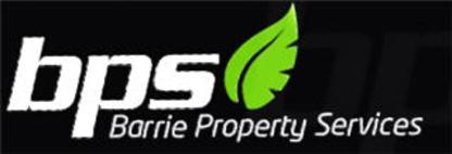 Barrie Property Services - Landscape Contractors & Designers