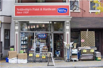Nettleship's Hardware - Hardware Stores