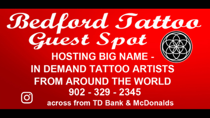 Bedford Tattoo Guest Spot - Tattooing Shops