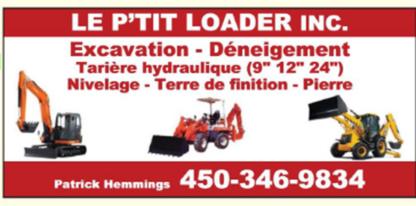 Voir le profil de Le P'Tit Loader inc - Saint-Édouard-de-Napierville