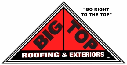 Big Top Roofing & Exteriors - Couvreurs - 403-922-9226