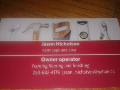 Jason's Handyman Services - Home Improvements & Renovations
