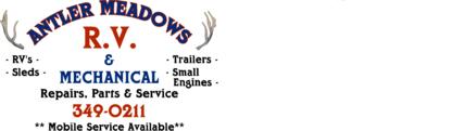 Antler Meadows RV & Mechanical - Recreational Vehicle Dealers - 780-349-0211