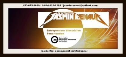 Les Entreprises Jasmin Renaud - General Contractors - 450-675-1699