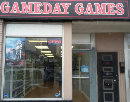 Gameday Games - Video Game Stores
