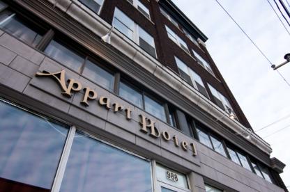 Voir le profil de Appart Hôtel Trois-Rivières - Wickham
