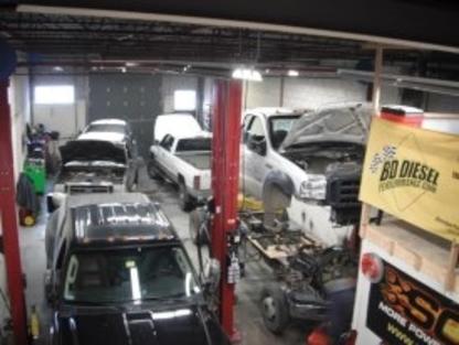 Diesel Doctor - Truck Repair & Service