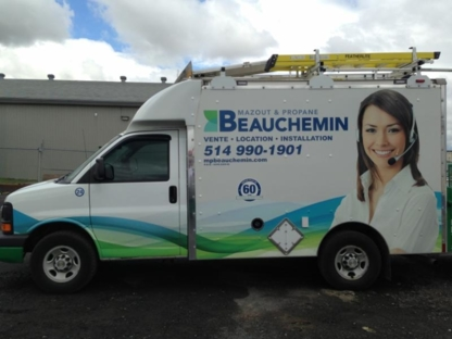 View Mazout & Propane Beauchemin's Saint-Laurent profile