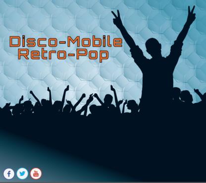 Disco-Mobile Retro-Pop - Dj et discothèques mobiles - 418-554-4066