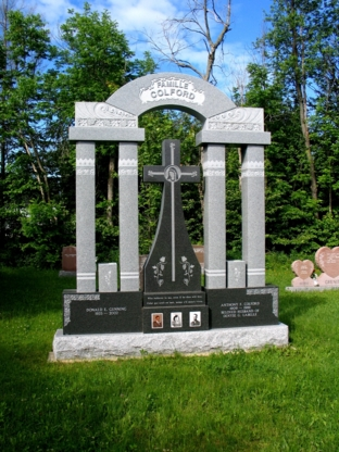 View Monuments Parent Inc's Montréal-Ouest profile