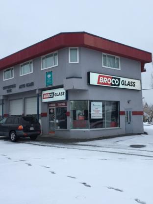 Broco Glass - Pare-brises et vitres d'autos - 604-879-0486