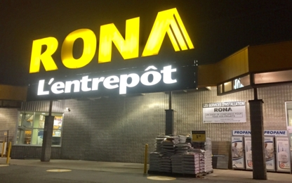 L'entrepôt RONA Saint-Laurent - Construction Materials & Building Supplies