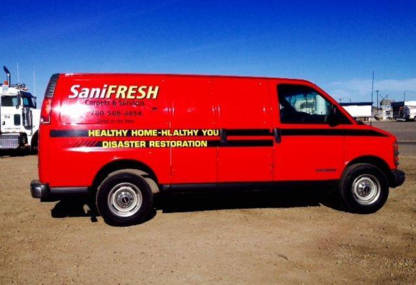 SaniFresh Carpet Services - Carpet & Rug Cleaning - 780-568-4454
