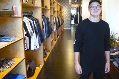Modern Menswear - Magasins de vêtements pour hommes - 403-457-3377