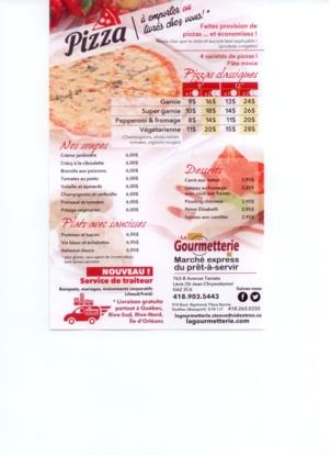Les Aliments St-Jean - Restaurants