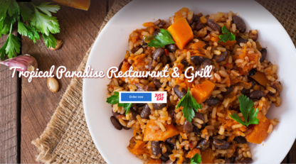 Tropical Paradise Restaurant And Grill - Restaurants gastronomiques - 905-455-8100