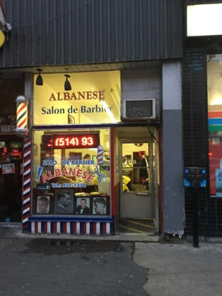 Salon Barbier Albanese - Barbers