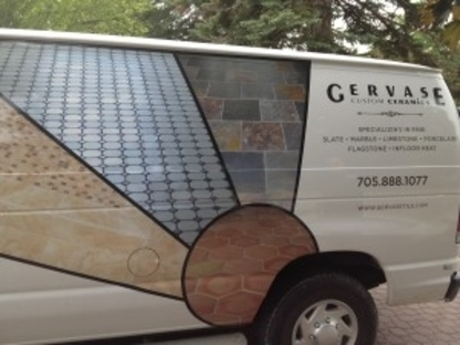 Gervase Custom Ceramics - Ceramic Tile Installers & Contractors