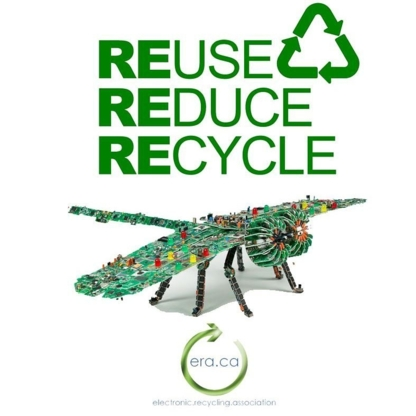 Electronic Recycling Association - Services de recyclage - 416-477-0664