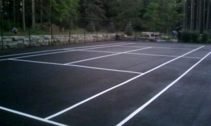 Simcoe Parking Lot Maintenance - Pavement Marking - 705-828-7044