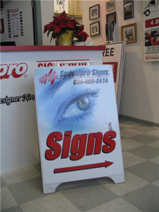 Speedpro Signs - Signs - 604-460-8414