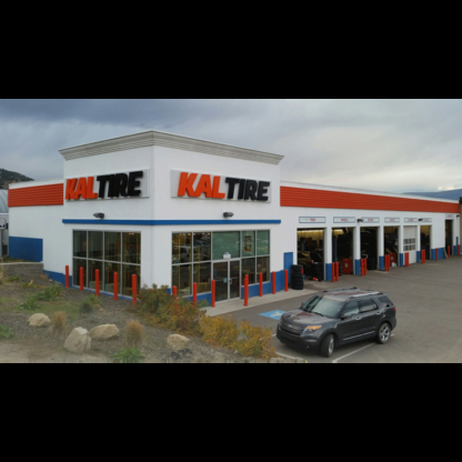 Kal Tire - Tire Retailers - 250-707-1320