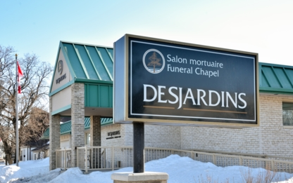 Desjardins Funeral Home - Funeral Homes