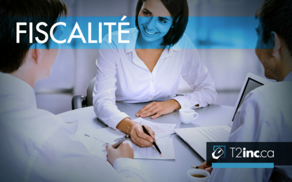 T2 Inc Comptable Fiscaliste - Accountants