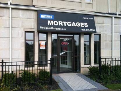 Verico Designer Mortgages Inc - Mortgage Brokers - 905-878-5053