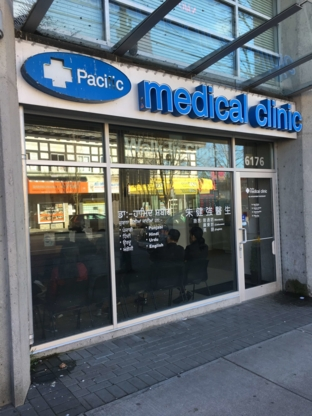 Pacific Medical Clinic - Clinics - 604-301-9955