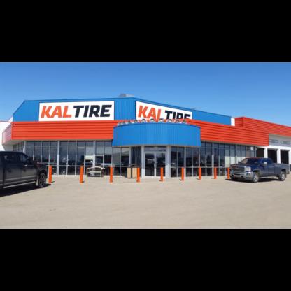 Kal Tire - Tire Retailers - 780-538-2225