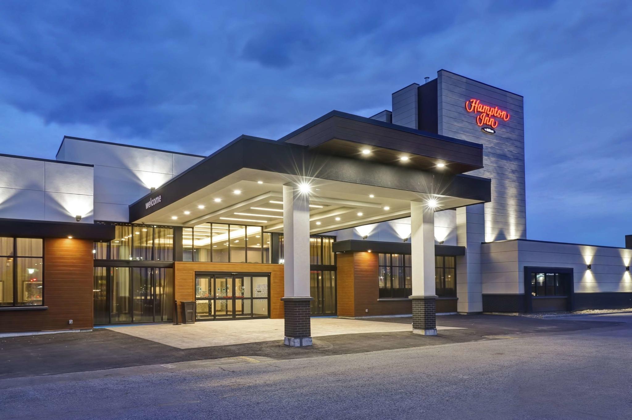 Hampton Inn by Hilton St. Catharines Niagara - Hotels