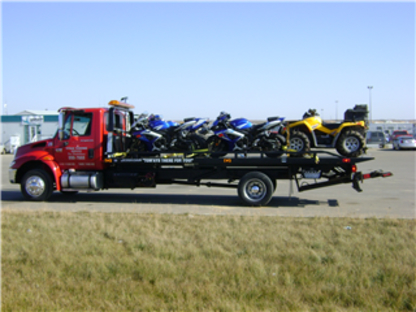 Titan Towing - Vehicle Towing - 780-998-7668
