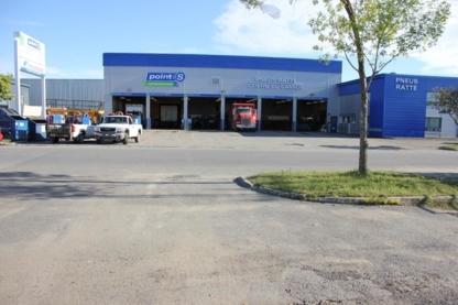 Pneus Ratté - Tire Retailers - 418-683-1010