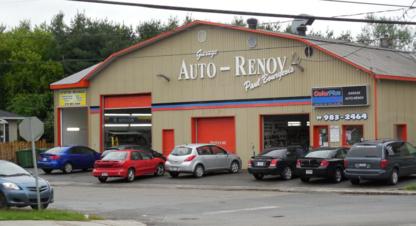 Garage Auto-Rénov Paul Bourgeois Enr - Garages de réparation d'auto - 819-983-2464