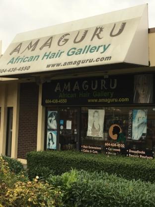 Amaguru African Hair Gallery - Salons de coiffure et de beauté - 604-438-4550